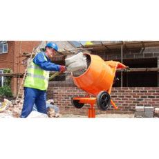 Zdění a betonování